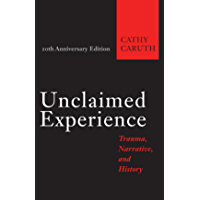 Unclaimed Experience book cover