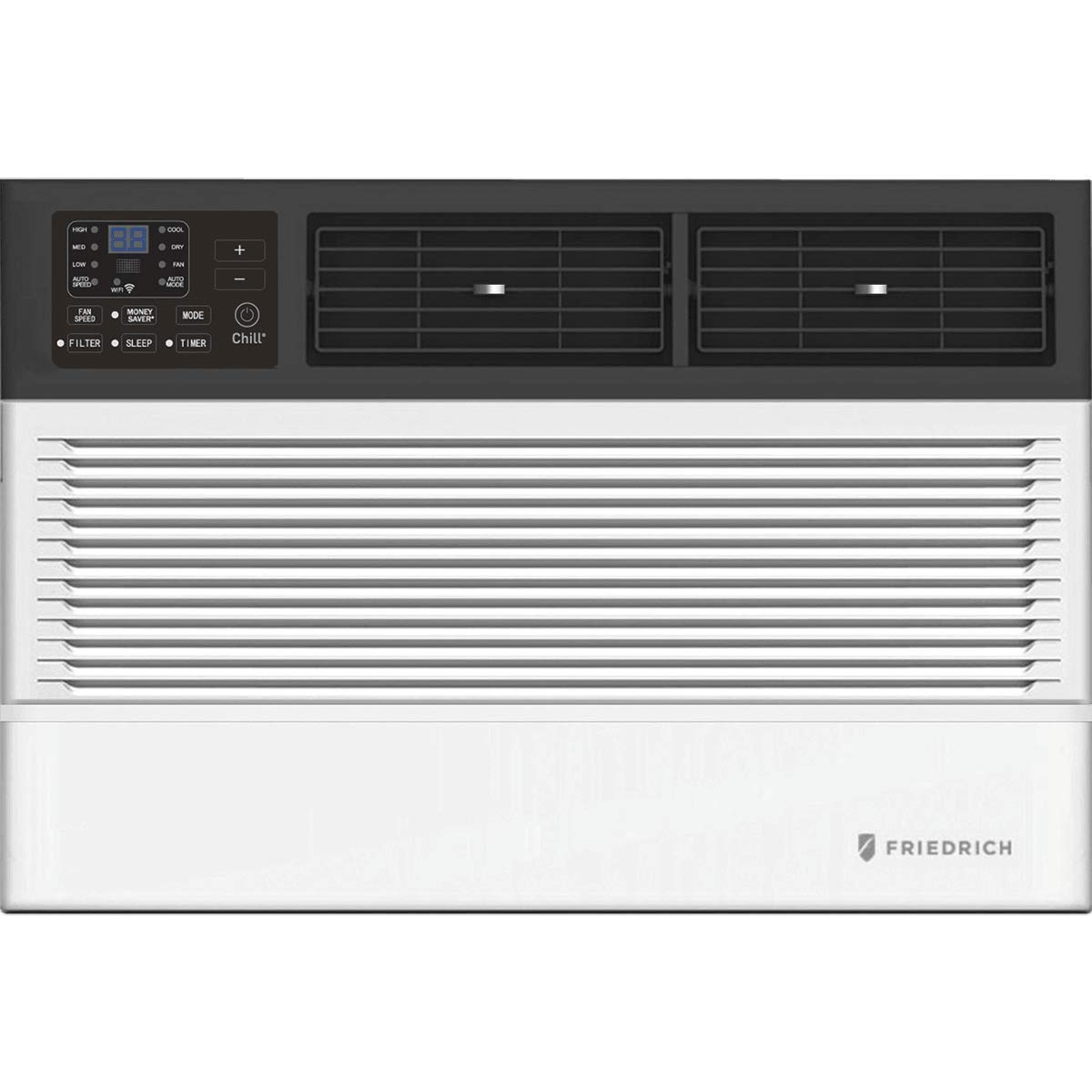 Friedrich Chill Premier 6,000 BTU Smart Window Air Conditioner with Built-in WIFI by Friedrich