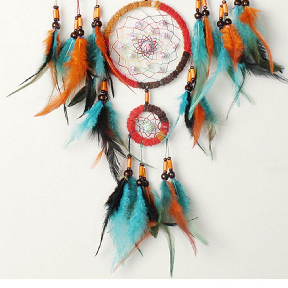 Amazon.com : DOFE Colorful Dream Catchers, Native American Dream ...