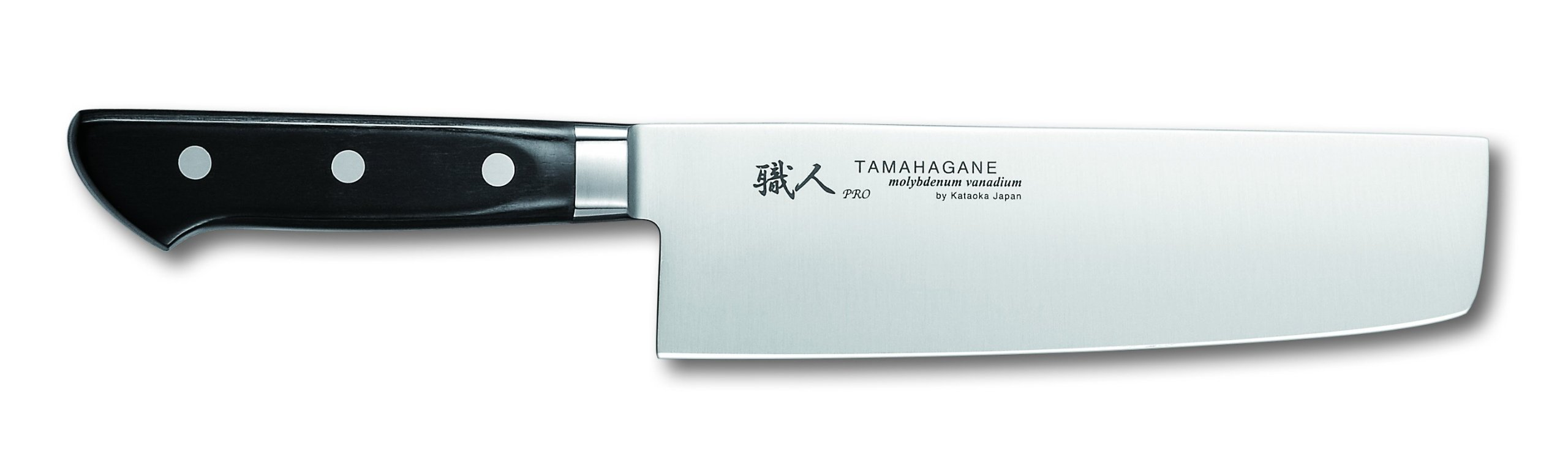 Tamahagane Pro P-1165-7 inch, 180mm Nakiri Vegetable Knife