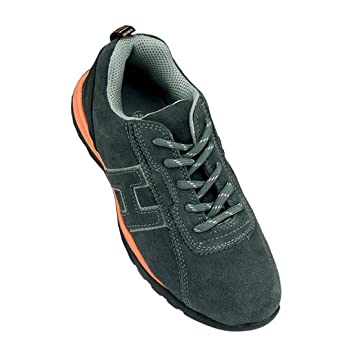 Arbeitsschuhe Sicherheitsschuhe CHILE Schuhe Gr.36-48 Schutzschuhe Stahlkappe (44), Schwarz Blau