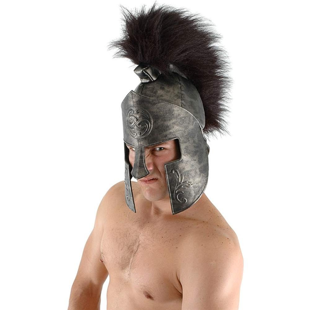 Elope Adult Soft-Sided Spartan Helmet A7720