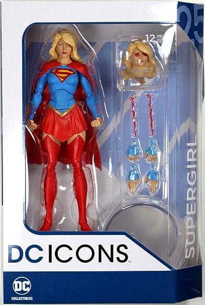 Dc Essentials Line-Supergirl Figura De Acción