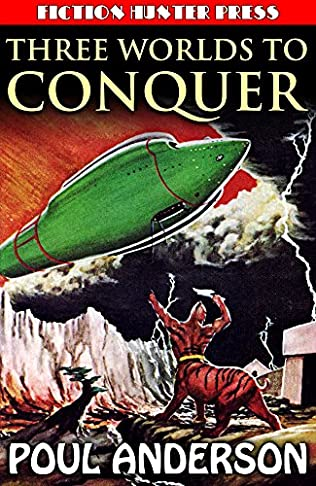 book cover of Three Worlds to Conquer
