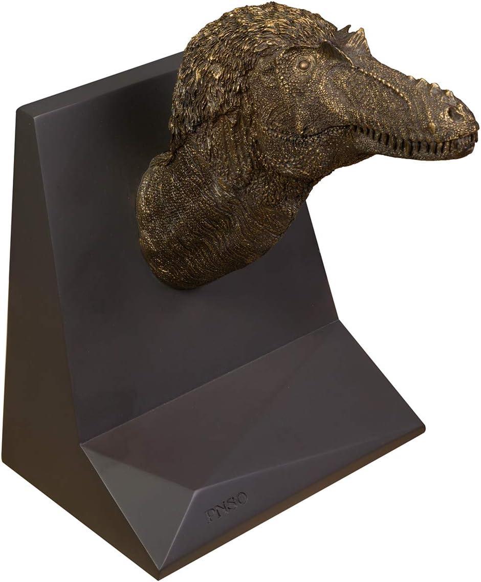 PNSO Scientific Art Sculptures Desktop Series Qianzhousaurus 1 10 Head Portrait