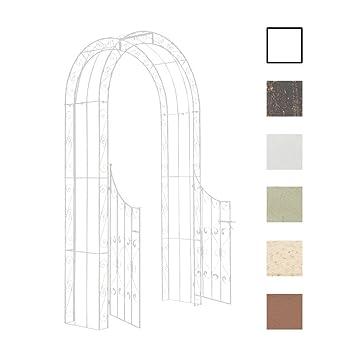 CLP Arche de Jardin avec Portillon Sina - Arceau de Jardin ...