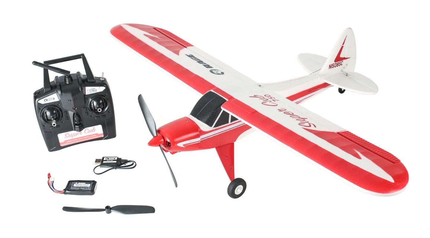 Rage RC Super Cub 750 RTF 4-Channel Aircraft RC Airplane