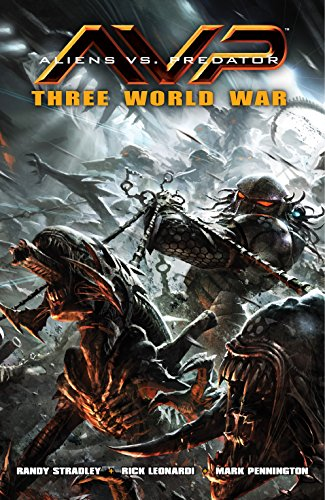 Aliens vs. Predator: Three World War ()