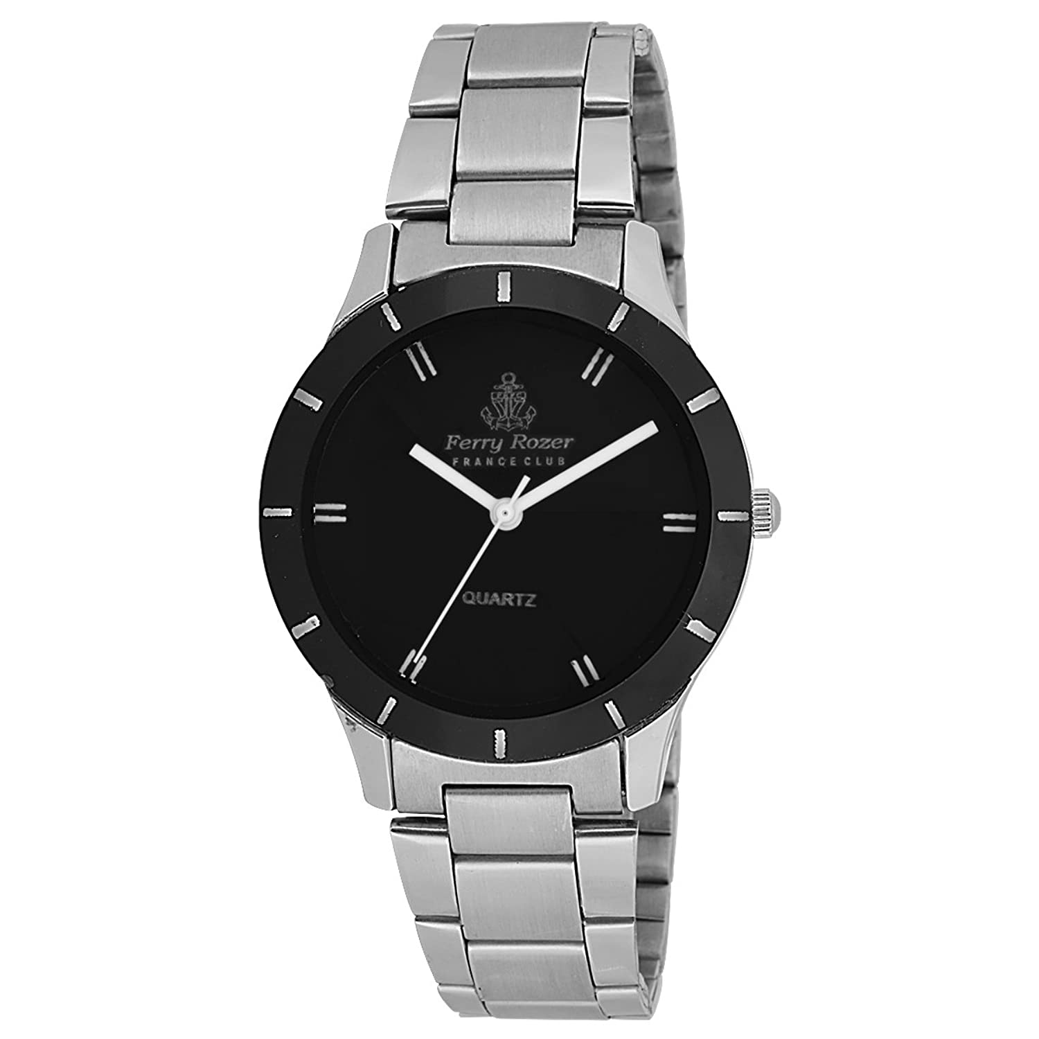 Ferry Rozer Analogue Black Dial Women's Watch -FR_5011