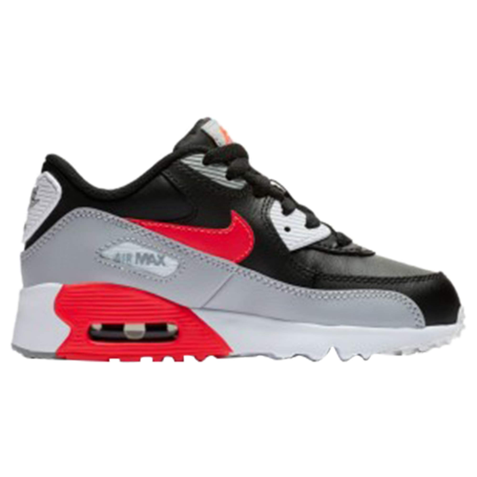 ce23a3e72f93cd Galleon - NIKE Air Max 90 LTR Little Kids Style   833414-024 Size   3 Y US