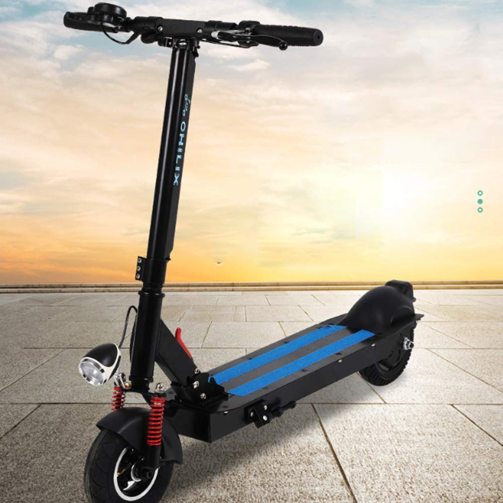 Amazon.com: Patinete eléctrico CBA BING, diseño plegable ...