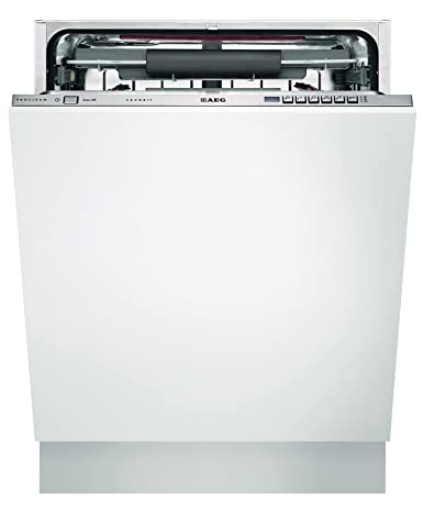 AEG F65712VI0P Fully built-in 15places A+++ White ...
