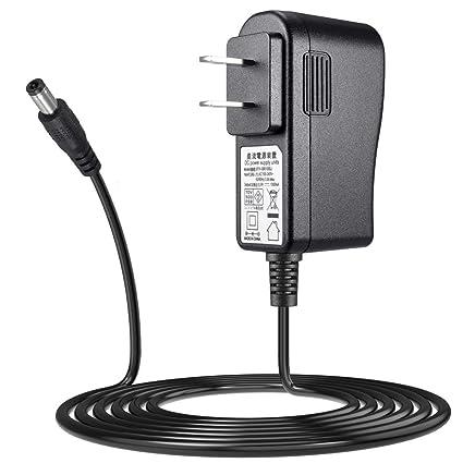Amazon.com: SoulBay AC Adapter DC 9V 1A 1000mA Regulated ...