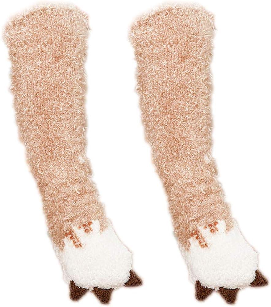 Cute Cartoon Baby Toddler Girls Boys Leg Warmer Knee High Floor Socks Stockings ruiycltd