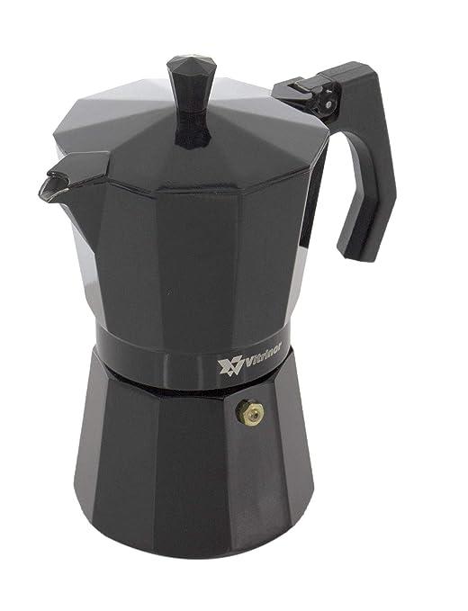 Cafetera de inducción, Cafetera espresso 6-12 tazas, Cafeteras ...