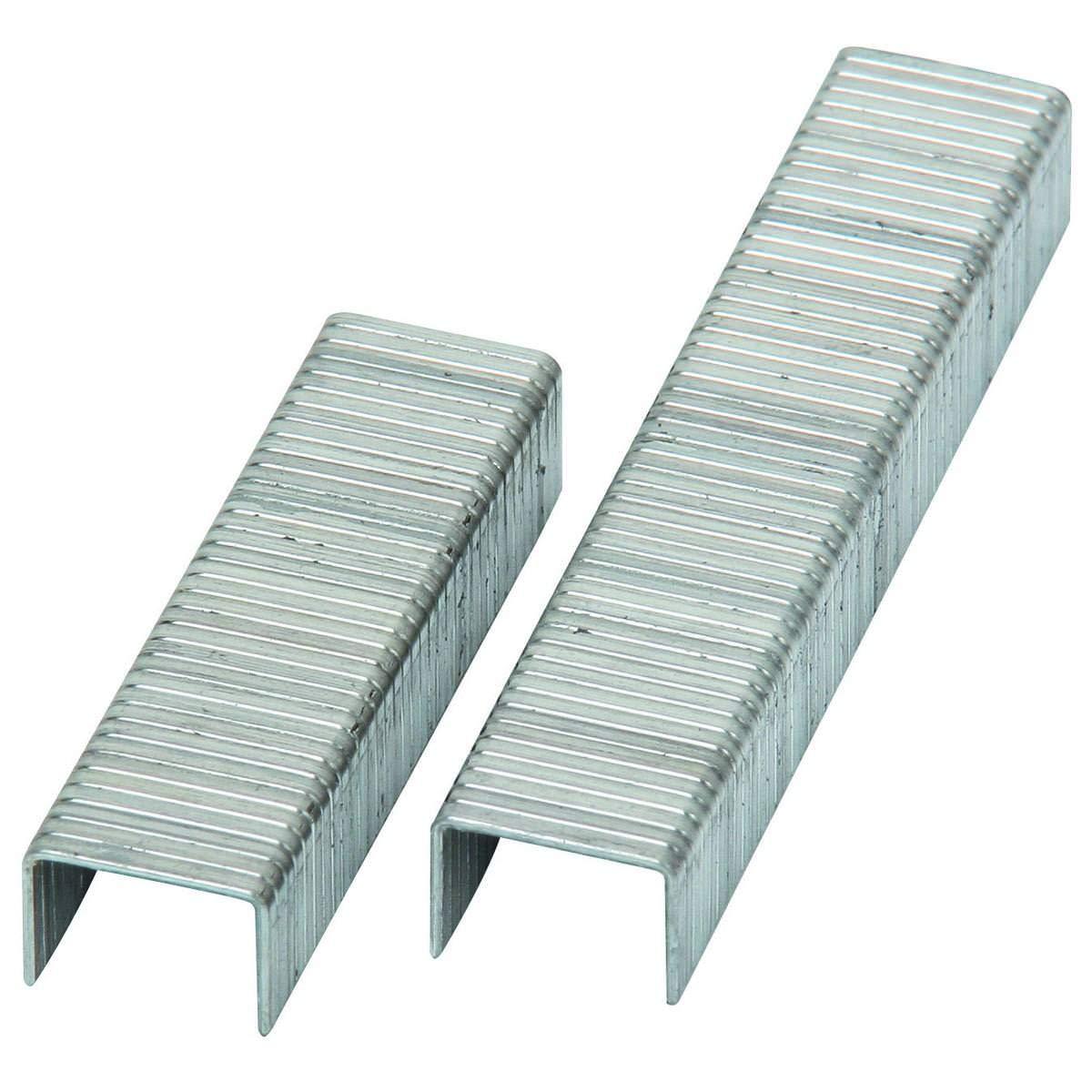 5000-Pack RG industrial 1//4 Flat Staples mobarel