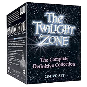 Amazon Com The Twilight Zone The Complete Definitive