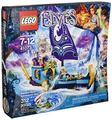 (LEGO Elves Naida's Epic Adventure Ship 41073)