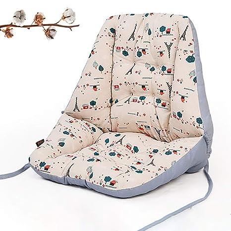 BASMPP Comodísimos Cojines para sillas Diseño de Correa ...