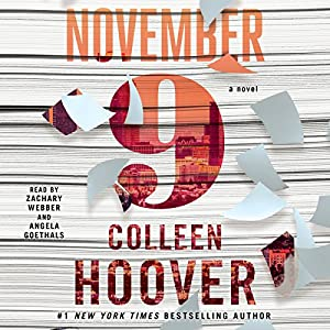 November 9 Audiobook