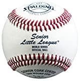Spalding Senior Little League World Series Official Baseball (1 Dozen)
