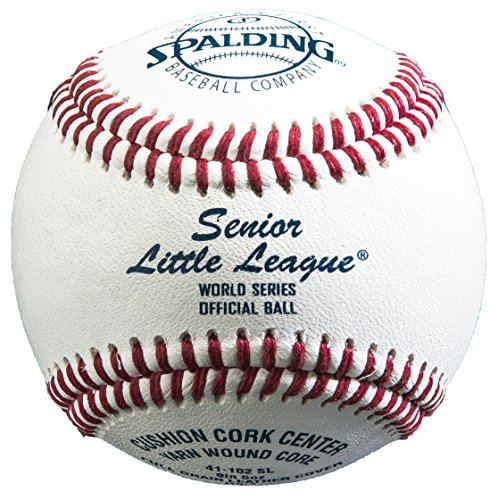 Spalding Senior Little League World Series Official Baseball (1 Dozen) by Spalding