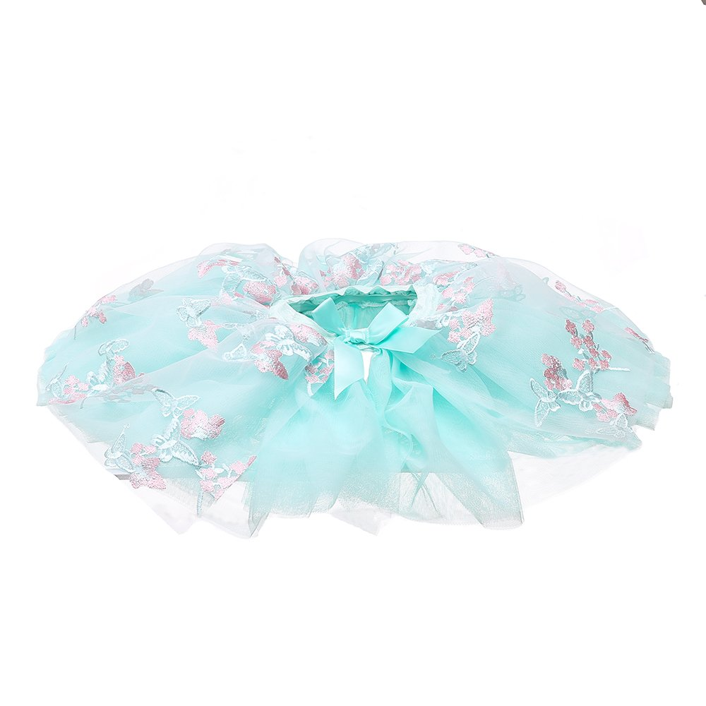 Tutu Skirt for Baby Girls Toddler Dress Up with Headband 0-3T