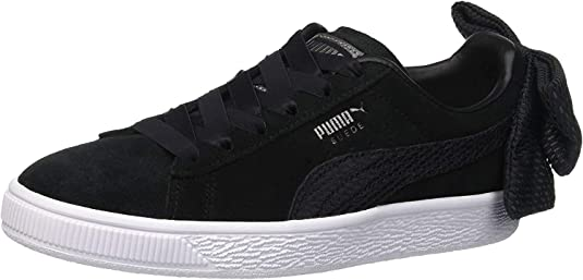 PUMA Suede Bow Uprising Wn's, Sneakers Basses Femme