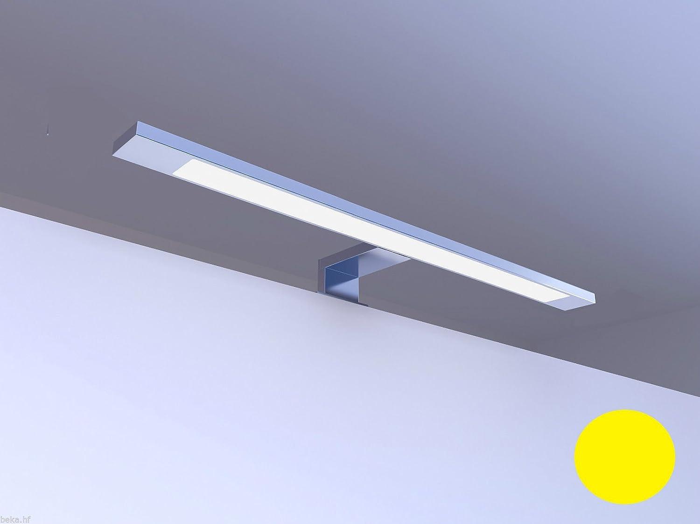 LED Badleuchte Badlampe Spiegellampe Spiegelleuchte Aufbauleuchte 450mm Spiegel