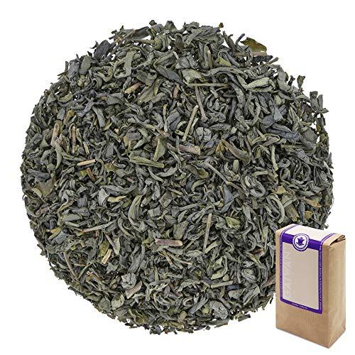 Num 1398 Te verde organico Chun Mee Wuyuan - hojas sueltas ecologico - 250 g - GAIWAN GERMANY - te verde de la agricultura ecologica en China