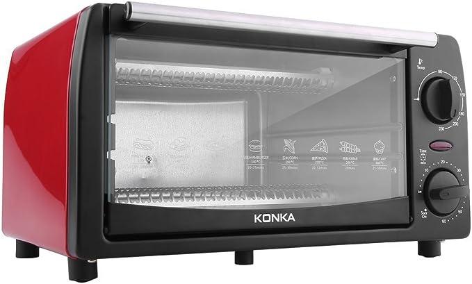Konka – Minihorno con Recirculación 12 L 1050 W Mini – Horno mini ...