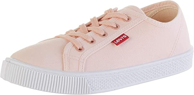 Levi's Malibu Beach S Sneakers Damen Hellrosa Light Pink