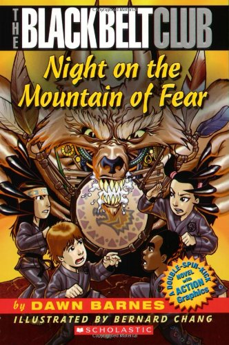 Night On The Mountain Of Fear (Black Belt Club) - APPROVED