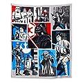 "Disney Star Wars Classic Collage Plush Throw Blanket - 50""x60"""