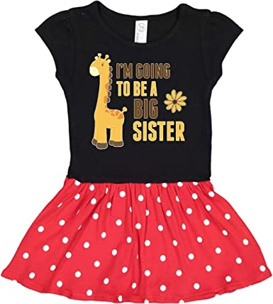 inktastic Im Going to Be a Big Sister Toddler T-Shirt