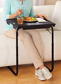 Amazoncom NEW SMART FOLDING TABLE AS SEEN ON TV PORTABLE - Smart fold up tables