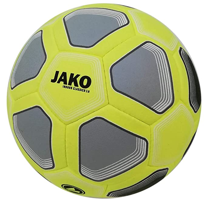 Jako - Balón de fútbol sala (talla 5), modelo Deluxe: Amazon.es ...