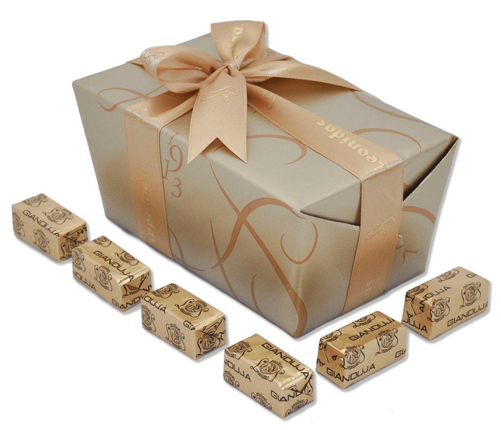 Leonidas Belgian Chocolates: 1 lb Signature Gianduja -- Almond & Hazelnut Praliné, One of Belgium's Favorites!