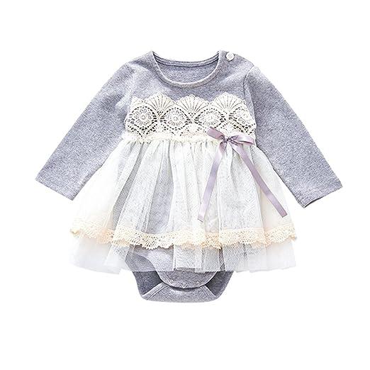 86f06141ca Amazon.com: MagicQK Baby Dress, Princess Infant Skirt Toddler Dresses for  Newborn to 12 Months: Clothing