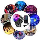 Led Sound Activated Party Lights with Remote