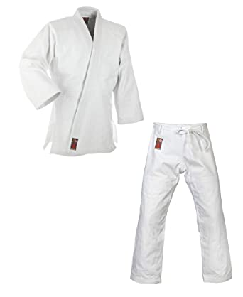 Ju-Sports Akita - Traje de Judo, Unisex, Color Weiß, tamaño ...
