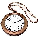Bronze Jumbo Medallion Clock by Bristol Novelty