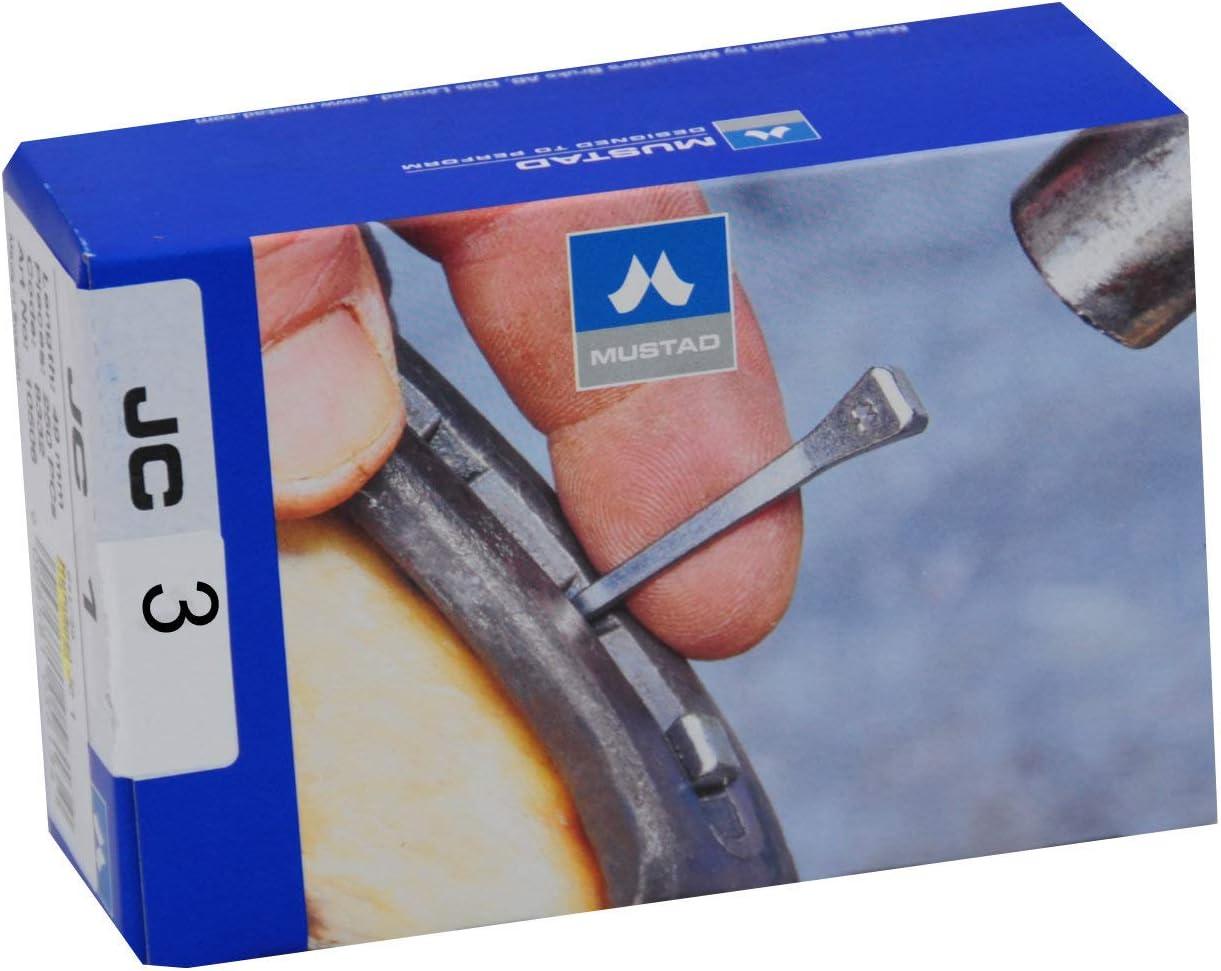 Hufnagel clavos Longitud 57mm JC 3, 250unidades en paquete | Herradura Nails Pack of 250