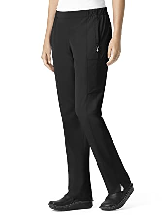 a93a6ac36e7 Vera Bradley Halo Collection Women's Mary Quilted Cargo Scrub Pant- Black-  2X-Large