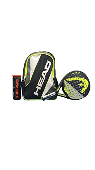 Pack Padel Flash Hombre Head