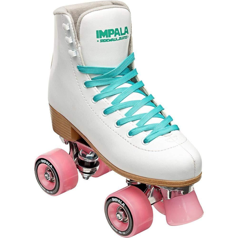 Impala Quad Skate - White womens size 1
