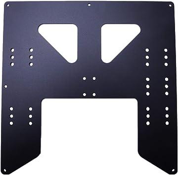 TOOGOO Para Anet A8 A6 Impresora 3D Mejorar 6Mm Placa Compuesta De ...