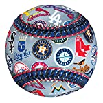 Franklin Sports MLB All Team Logo Ball