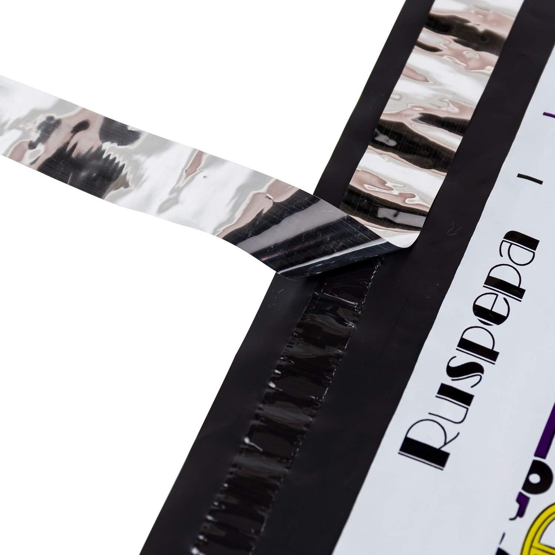 26 X 33 CM-50Pcs-Flamingo Enveloppes Imprim/ées Flamingo Design Avec Bande Adh/ésive Autocollante RUSPEPA Sac DExp/édition En Poly
