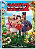 Cloudy with a Chance of Meatballs 2 (+UltraViolet Digital Copy) by Sony